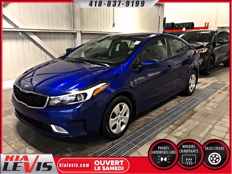 Kia Forte Lx Plus Full Carplay 2017 Occasion A Vendre Levis Chez Kia