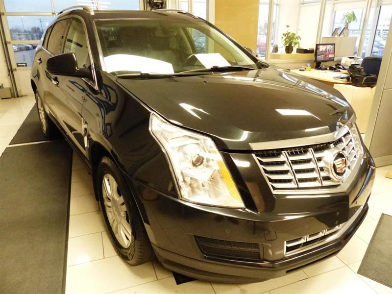 Cadillac SRX 2013 AWD Luxury #75336A