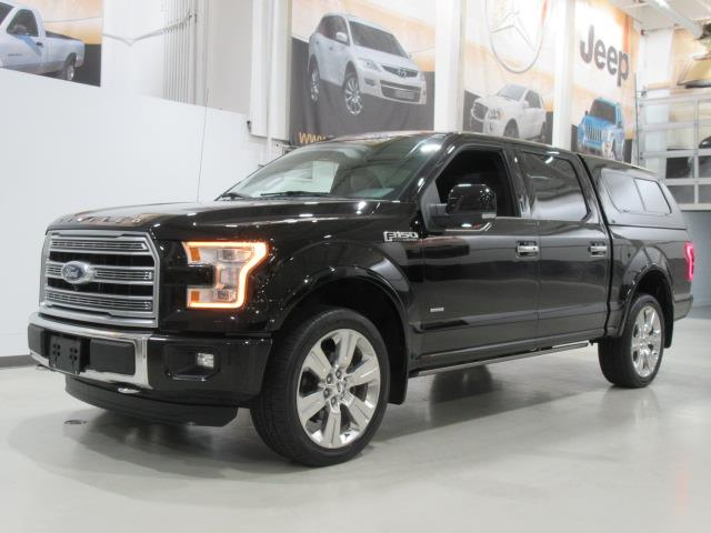 Ford F150 2016 LIMITED 4X4 ECOBOOST #A6468