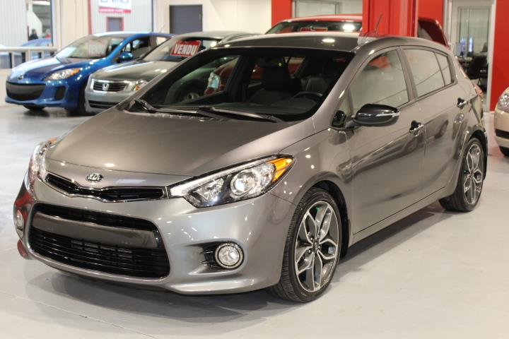 Kia Forte 2014 SX 5D Hatchback at #0000000339