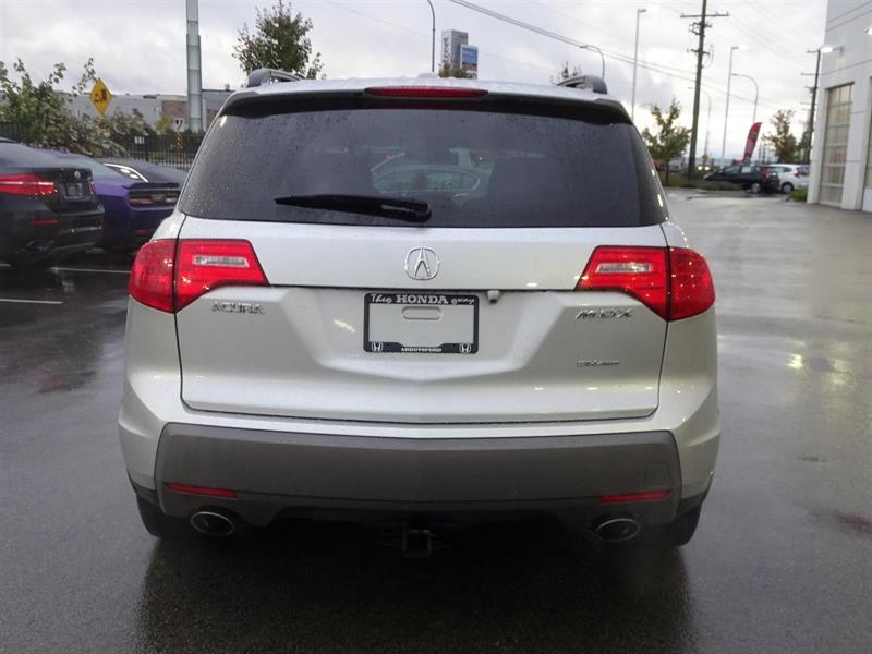 2007 Acura MDX Tech Package Used for sale in Abbotsford at The Honda