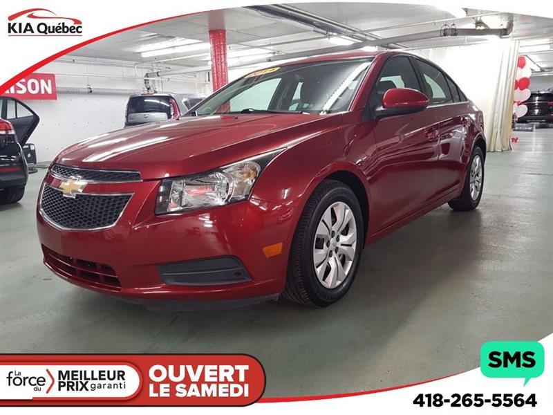 Chevrolet Cruze 2014 1LT* 32242 KM* BLUETOOTH* #K180599A