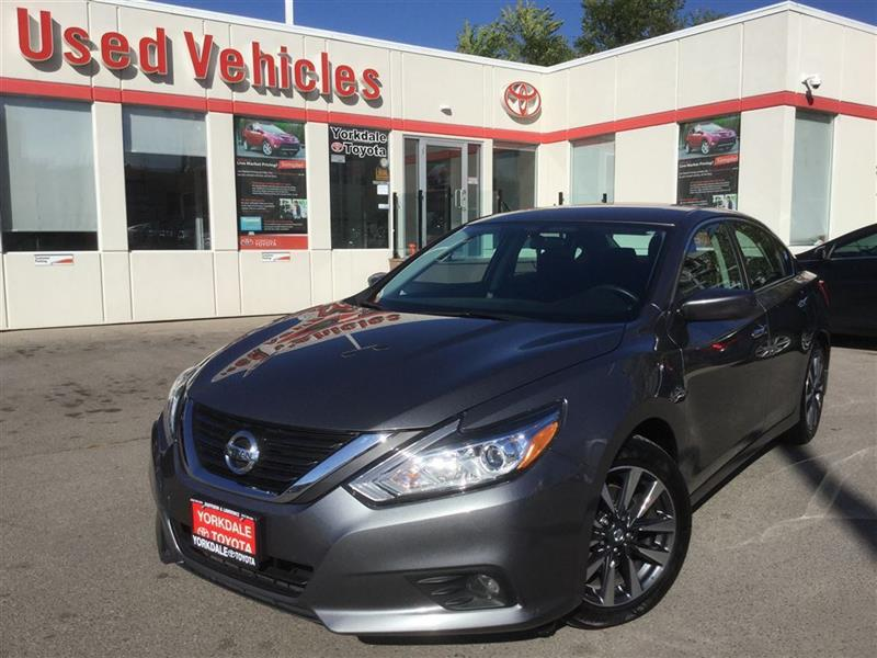 2016 Nissan Altima SV - BLUETOOTH, SUNROOF, BSM, ALLOYS, PUSH BUTTON #P6747