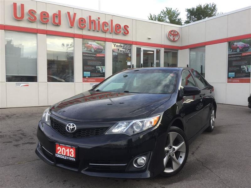 2013 Toyota Camry SE- BLUETOOTH, NAVIGATION, BACKUP CAMERA #P6753