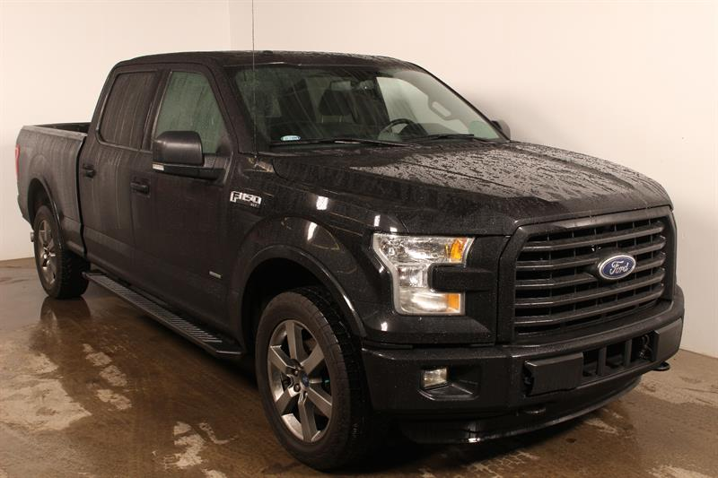 Ford F-150 2015 CREW ** SPORT ** ECOBOOST #80041A
