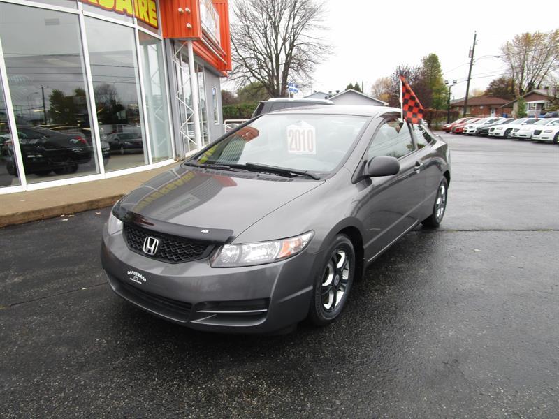 Honda Civic Cpe 2010 2dr Man DX-G #1878a