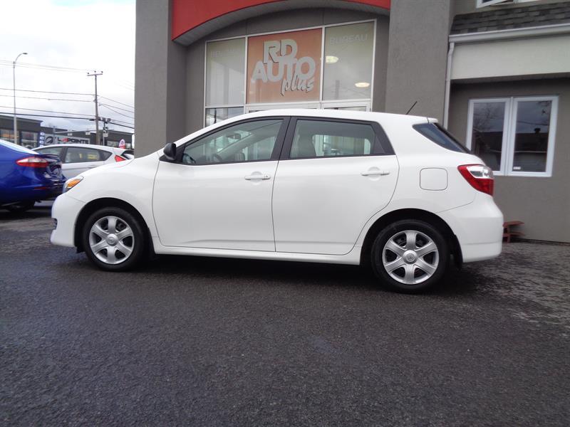 Toyota Matrix 2010 4dr Wgn FWD AUTOMATIQUE #9326