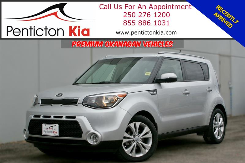 2014 Kia Soul EX - Bluetooth, Heated Seats, Air Conditioning #18SL07A