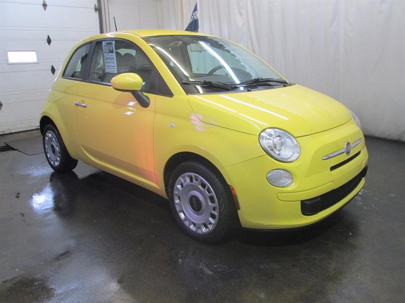 Fiat 500 2012 Pop #7-0306