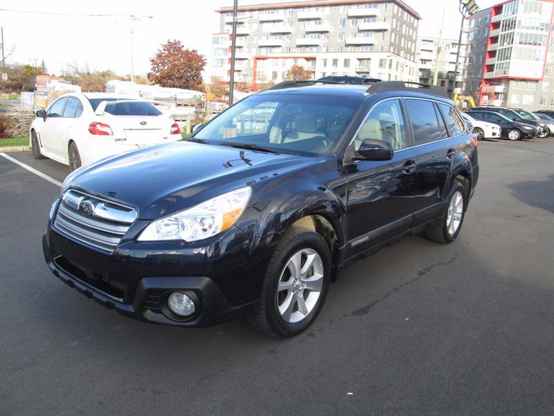 Subaru Outback 2014 3.6R LIMITED #8U0319A