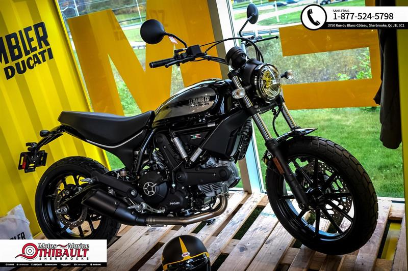 Ducati Scrambler Sixty 2 2017