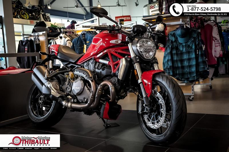Ducati Monster 1200 2017