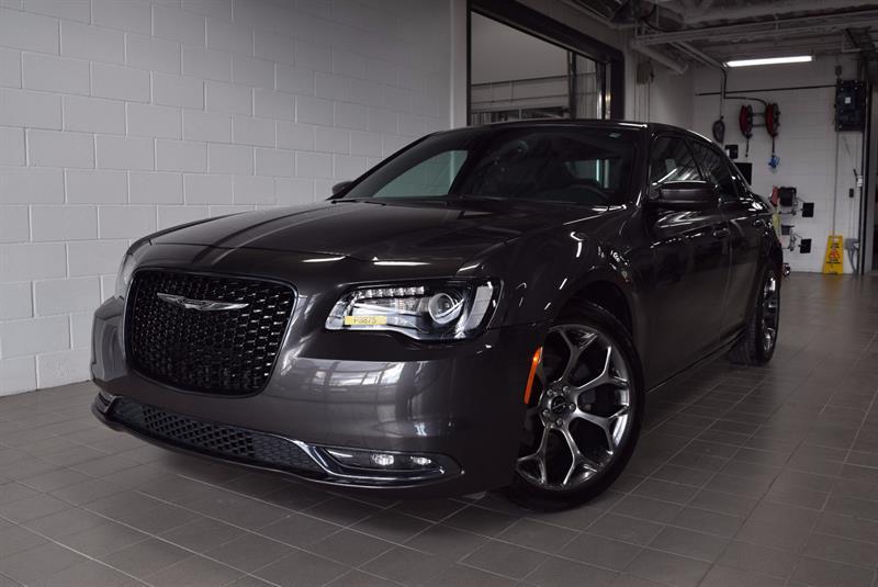 Chrysler 300 2016 S**BAS KM*JAMAIS ACCIDENTÉ* #P3875