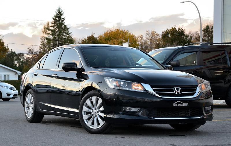 Honda ACCORD BERLINE EX-L,V-6 2013 Cuir et toit ouvrant #U-0845