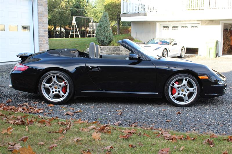 2006 Porsche 911 Carrera S Cabriolet 53653 Km Used For Sale In