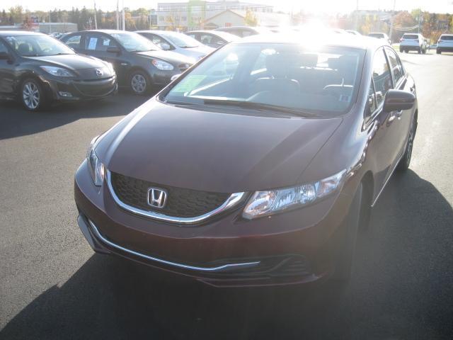 2014 Honda Civic EX #H262T3