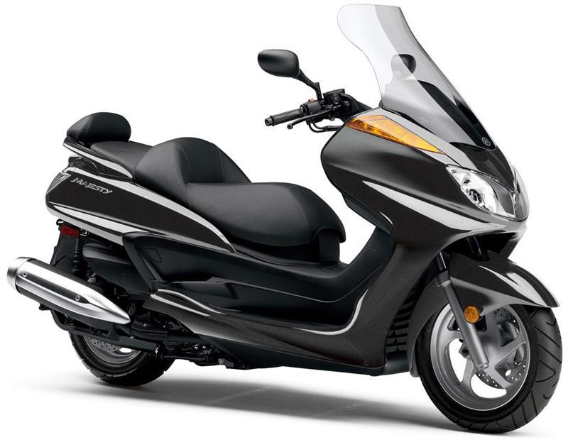 Yamaha MAJESTY 400 2010