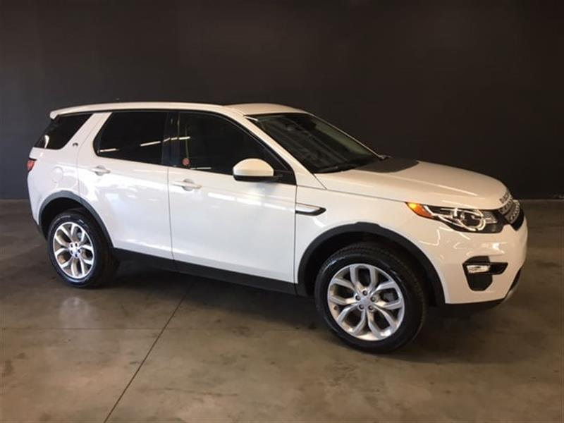 Land Rover Discovery Sport 2016 HSE Si4  AWD, NAVIGATION ET PLUS #A5058