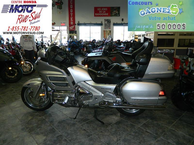 Honda Goldwing 1800 2008