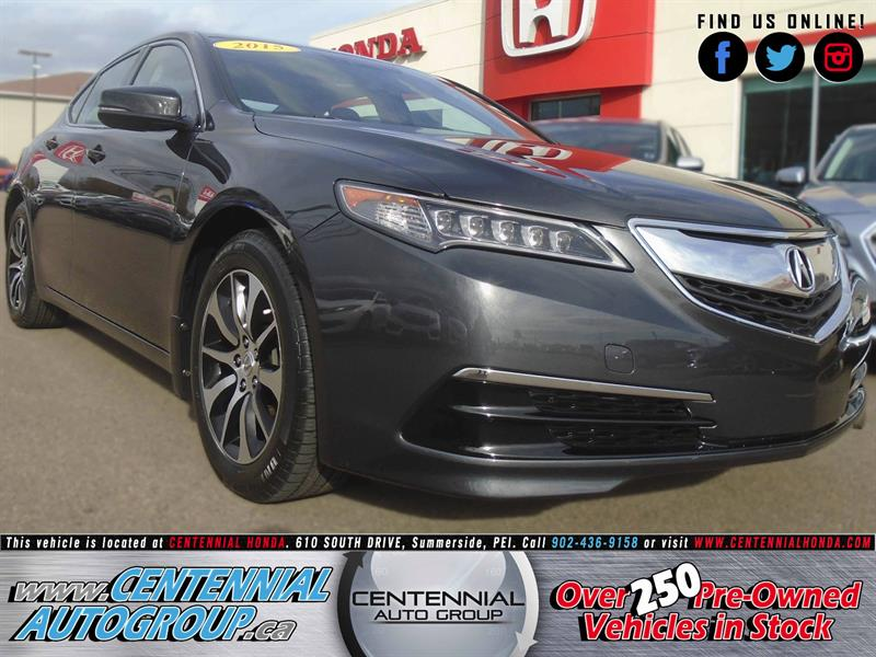 2015 Acura TLX Tech Pkg | 2.4L | Bluetooth | Air Condition #U1622