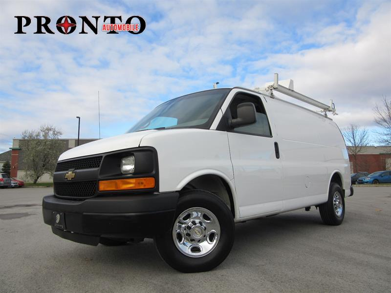 Chevrolet Express Cargo Van 2013 2500 cargo ** Garantie GM ** #3482