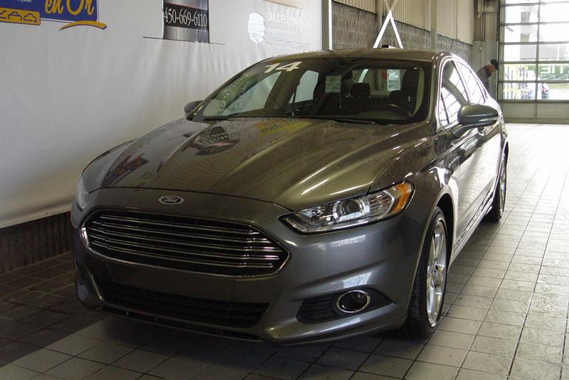 Ford Fusion SE 2014 ABSOLUMENT IMPÉCABLE #1727411