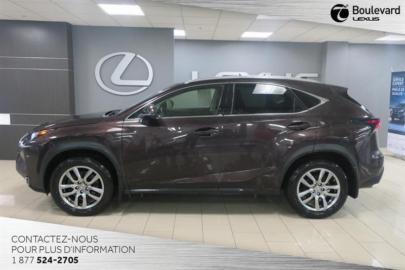 Lexus NX 2015 200t #14145A