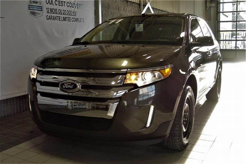 2011 Ford EDGE SEL BAS KMS #1727471