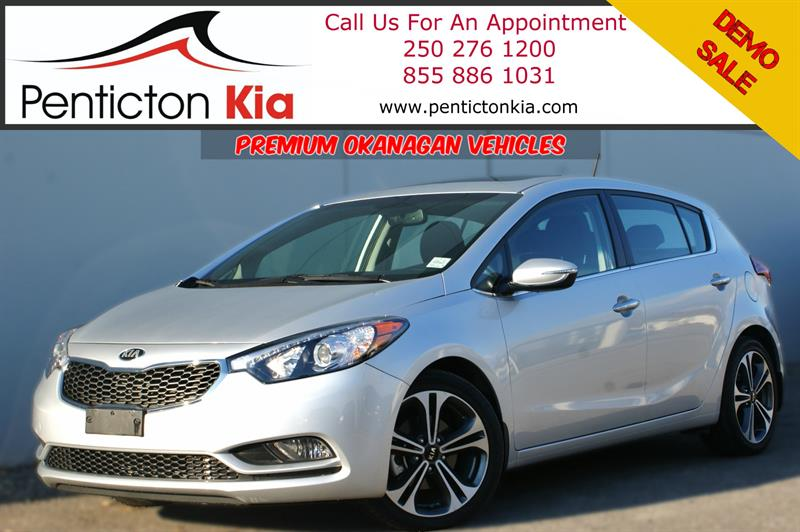 2016 Kia Forte EX+ - Sunroof, Heated Seats, Bluetooth #16FT05