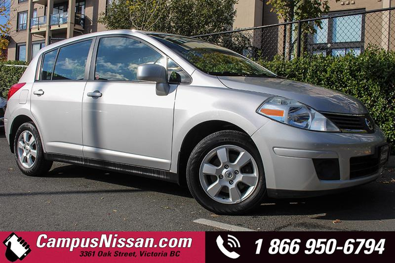 2008 Nissan Versa SL #7-B262A