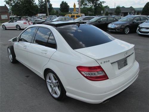 Mercedes benz classe c 2011 occasion vendre notre dame for Garage mercedes pellouailles les vignes