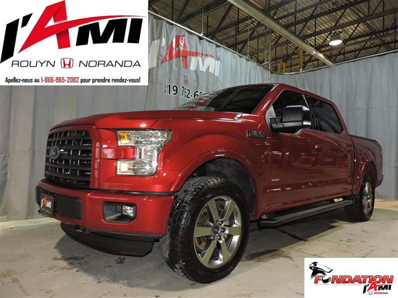 Ford F-150 2016 SPORT GPS TOIT MAGS 20'' #17389A
