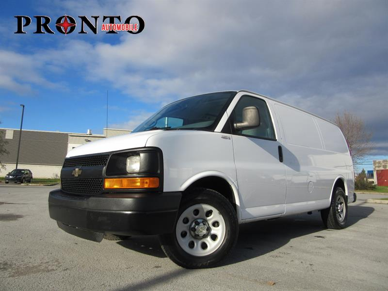 Chevrolet Express Cargo Van 2012 1500 V6 4.3L #3484