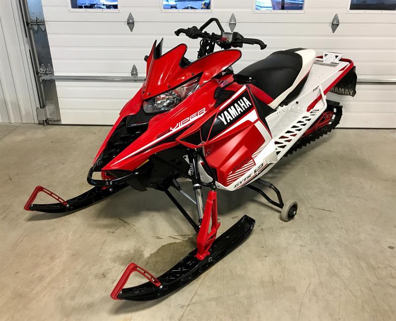 Yamaha VIPER XTX SE 2016