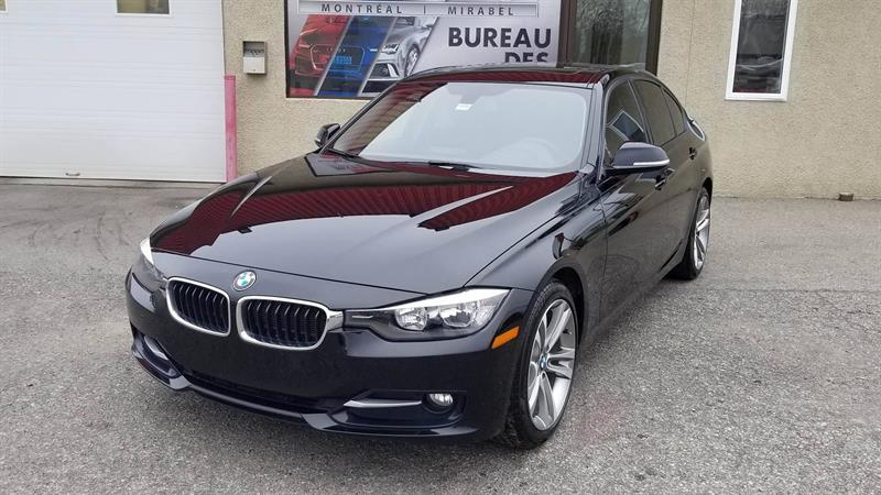 BMW 3 Series 2014 320i xDrive Sport package #6008