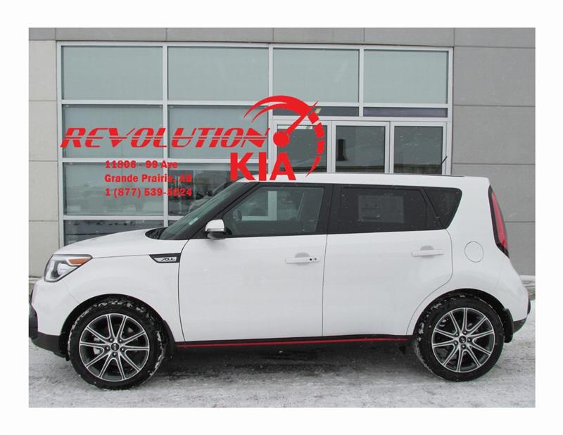 2017 Kia Soul SX TURBO #N493773