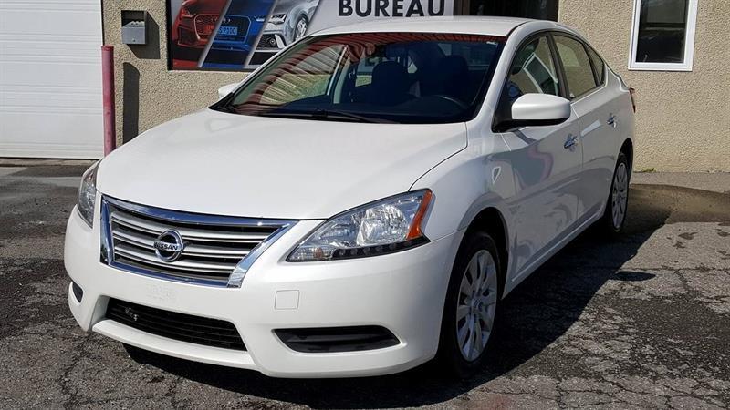 Nissan Sentra 2013 1.8 Auto, Air, groupe électrique #5827