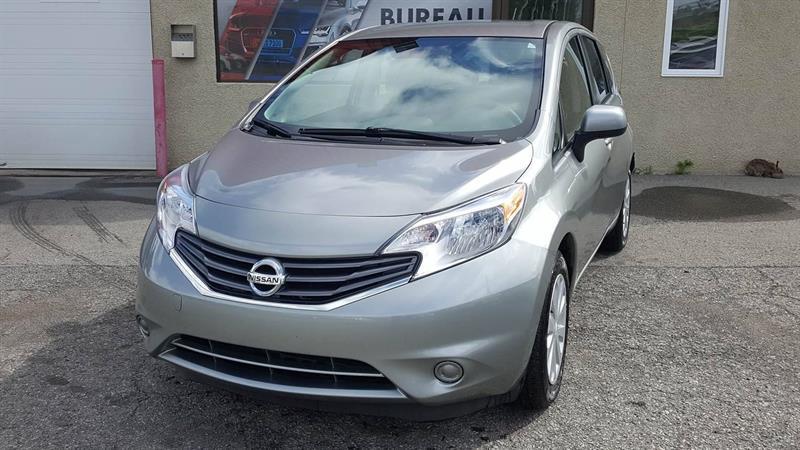 Nissan Versa Note 2014 5dr HB 1.6 #5915