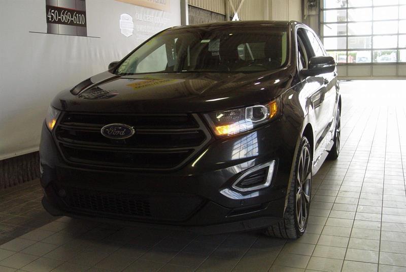 2015 Ford Edge SPORT MAGNIFIQUE VUS #62651