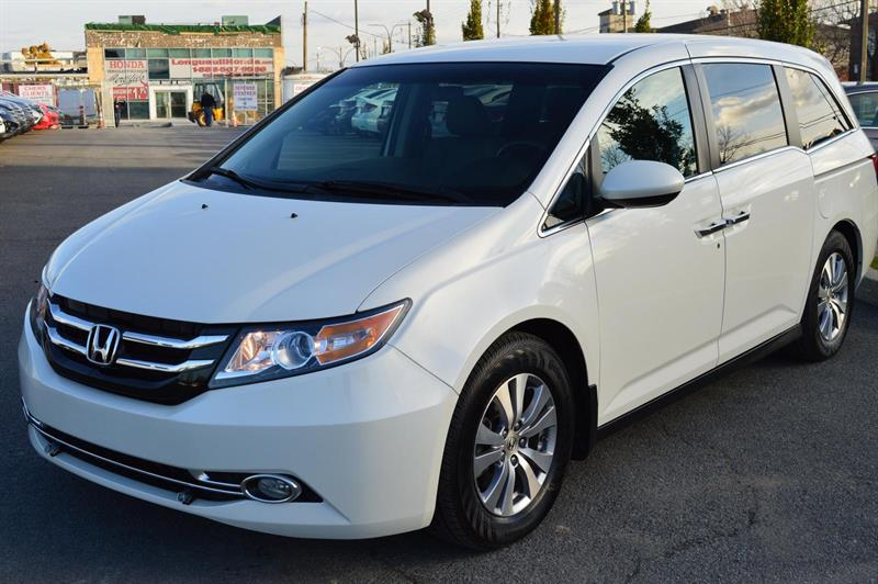 Honda Odyssey 2014 EX #U7903