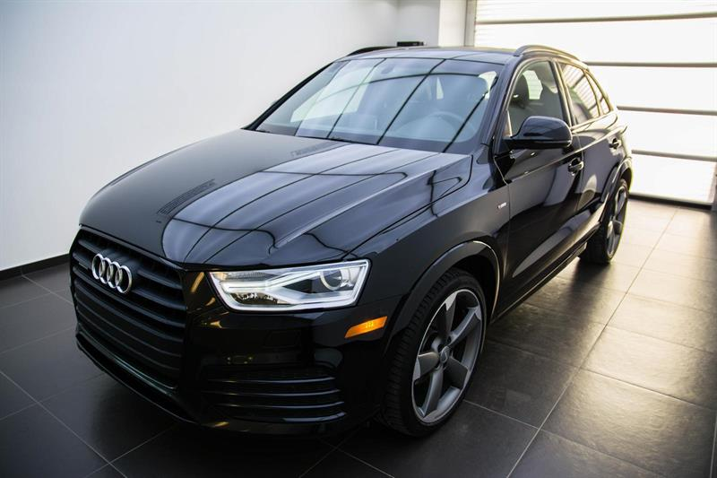 Audi Q3 S-Line Navigation 2017