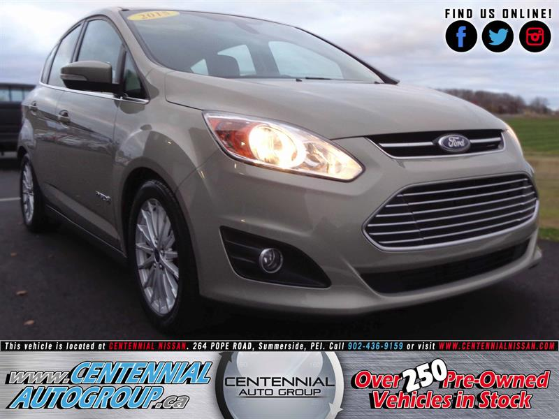 2015 Ford C-Max Hybrid SEL | 2.0L | LEATHER #S17-241A