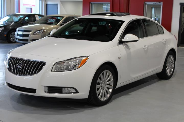 Buick Regal 2011 CXL 4D Sedan #0000000338