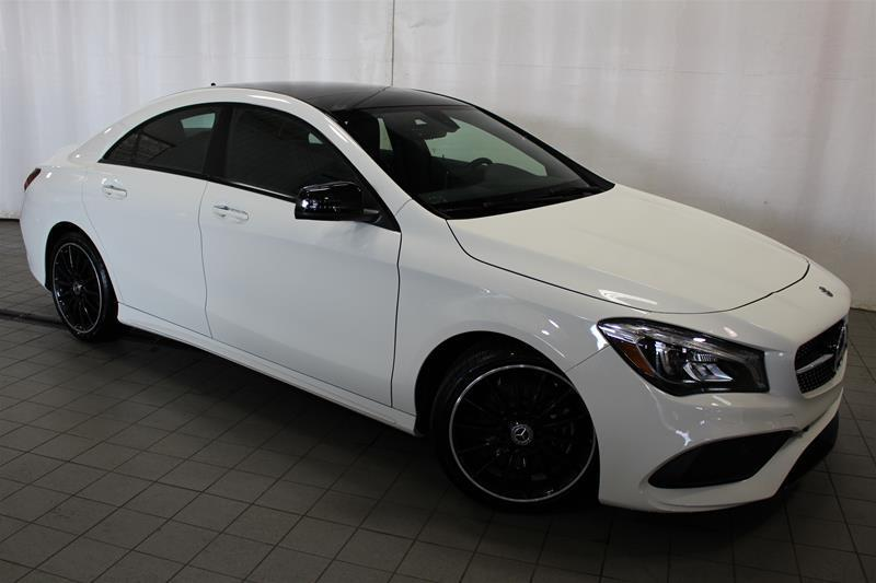 Mercedes-Benz CLA250 2018 4MATIC Coupe #18-0254