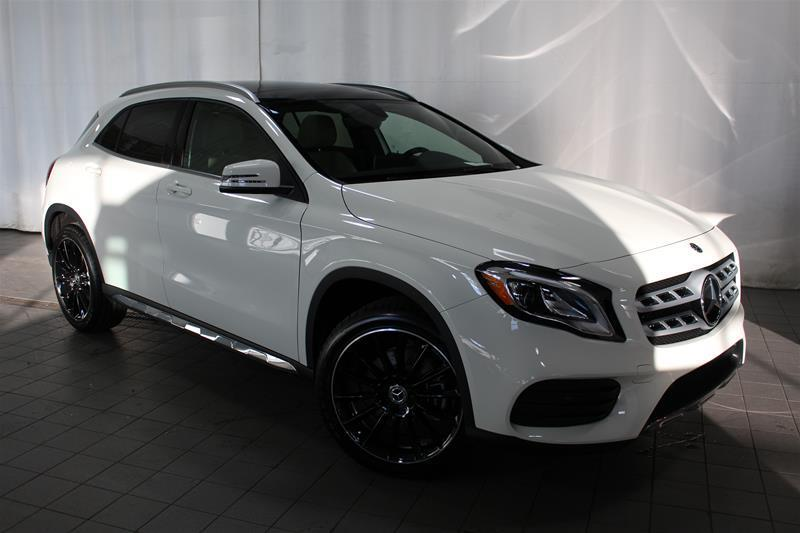 Mercedes-Benz GLA250 2018 4MATIC SUV #18-0256
