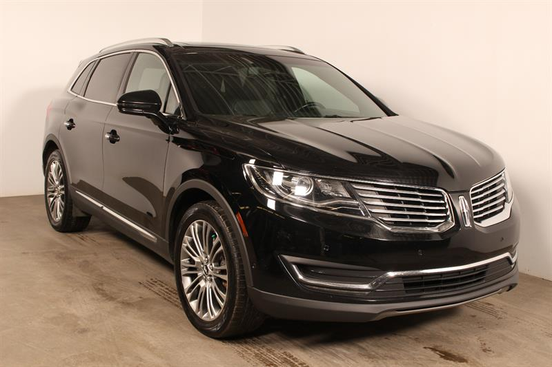 Lincoln MKX 2016 ** Modele Reserve**  AWD TECH #80236A