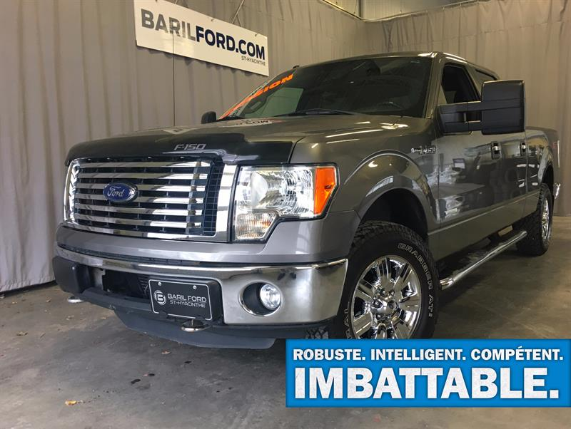 Ford F-150 2011 4WD SuperCrew #70946a