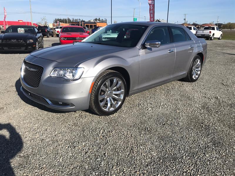 Chrysler 300 2016 4dr Sdn 300C RWD #u0215