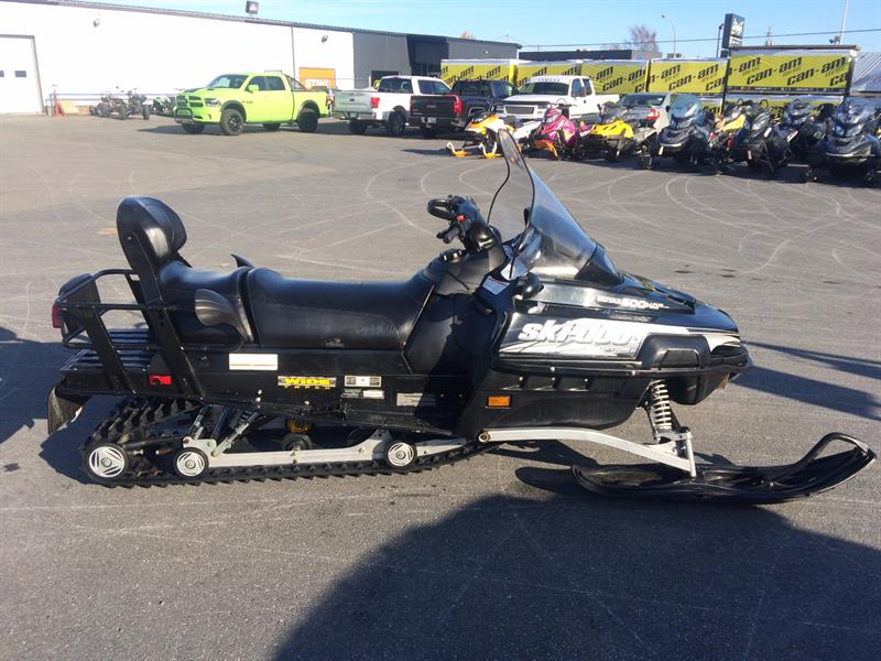 Ski-Doo Expedition 600 SDI 2006
