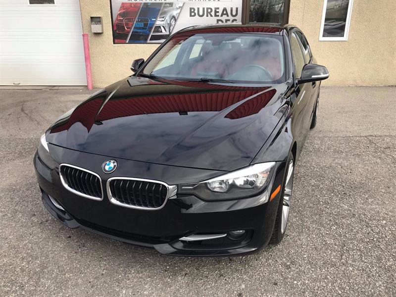 BMW 3 Series 2014 320i Sport pkg Premium xDrive  #6015